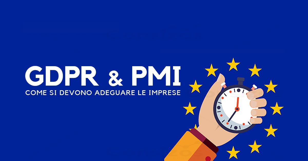 regolamento GDPR Europeo Protezione Dati Personali